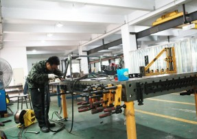 德國戴美樂焊接三維柔性工裝組合